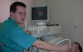 Что может показать УЗИ грудной клетки