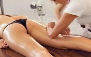 Что могут сделать с вашим целлюлитом опытные руки массажиста