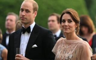 Почему принц Уильям не опровергает слухи о романе с Роуз Хэнбери?