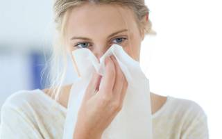 Какие обследования пройти при зуде и заложенности носа с августа по октябрь?