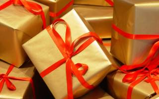 Правила этикета в отношении vip-подарков