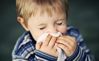 Чем можно лечить грипп у ребенка