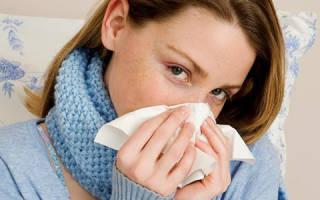 Как осуществляется лечение заложенности носа без насморка?