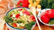 Низкокалорийные салаты для похудения