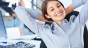 Как при геморрое правильно сидеть на работе?
