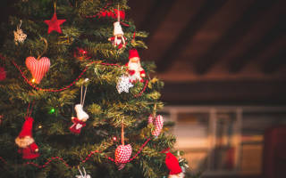 5 советов для красивого украшения елки
