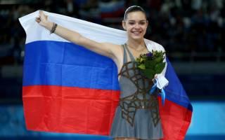 Аделина Сотникова — вундеркинд фигурного катания