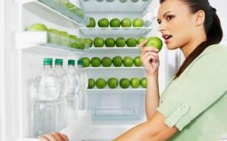 Семидневные результативные диеты