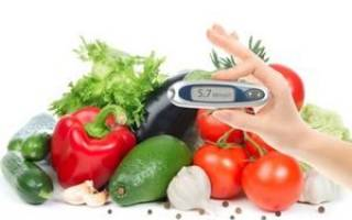 Особенности питания при повышенном сахаре в крови