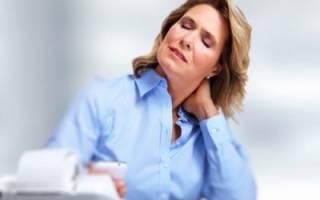 Бывает ли повышенная температура при остеохондрозе?
