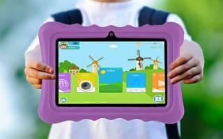 Как правильно выбрать детский планшет
