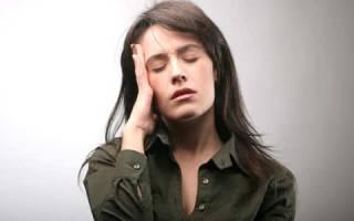 Почему постоянно болит и кружится голова и что делать при подобных симптомах?