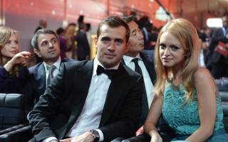Уже второй брак футболиста Александра Кержакова завершился скандальным разводом