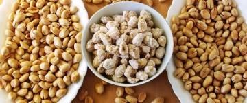 Как жарить арахис на сковороде в домашних условиях