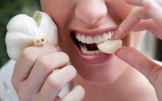 Как помогает чеснок от глистов у взрослых?