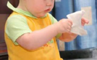 Средство от аллергии для новорожденных: помогают не только лекарства!