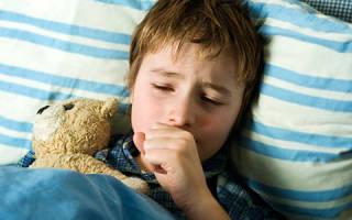 Чем можно лечить сухой кашель у ребенка?