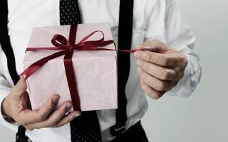 Как выбрать подарок мужчине на день рождения