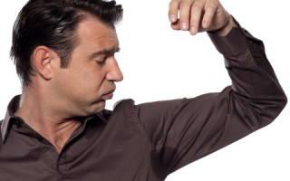Основные причины повышенной потливости у мужчин