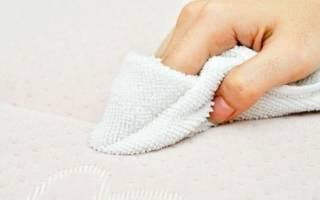 Как избавиться от запаха мочи