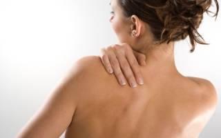 Рекомендации, как избавиться от прыщей на плечах и спине