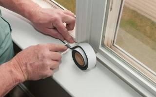 Чем заклеить окна на зиму для эффективного сбережения тепла