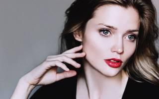 Прекрасная девушка и восхитительная актриса Алина Ланина
