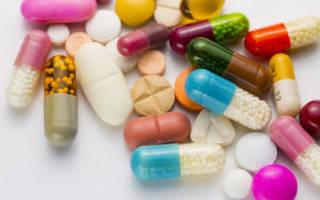 Эффективные лекарства от цистита