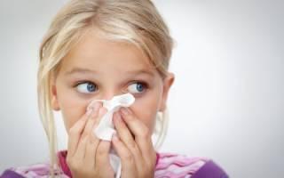 Как именно и чем промыть нос ребенку при насморке