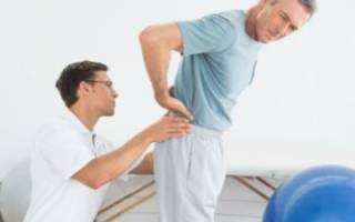 Почему появляется боль в спине в области поясницы и отдает в ногу?