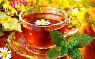 Состав монастырского чая от простатита