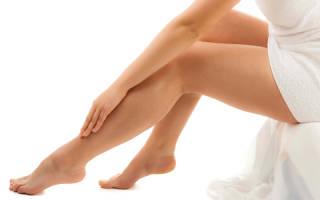 Почему появляется раздражение на ногах