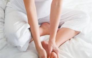 Почему сводит ступни ног судорогой и как с этим справиться?