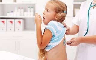 Лающий кашель и высокая температура у ребенка