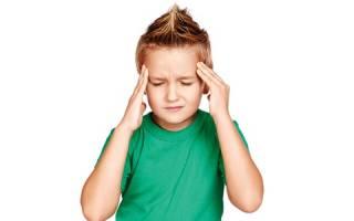 Почему у ребенка болит живот и голова?