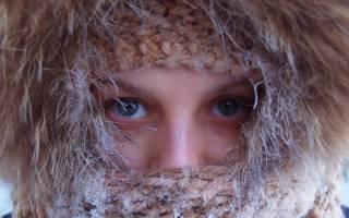 Холодовая крапивница: лечение, причины и профилактика холодовой крапивницы