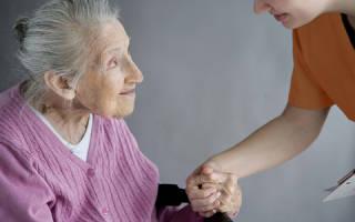 Основные причины запоров у пожилых людей