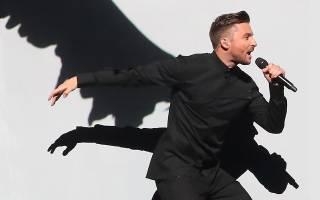 Экстрасенс рассказал какое место займет Лазарев на Евровидении