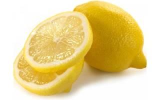 Как использовать лимон для лица