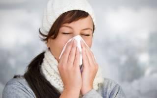 Рекомендации как вылечить насморк в домашних условиях быстро