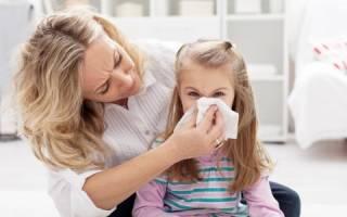 ОРВИ: симптомы и лечение острых респираторных заболеваний у детей