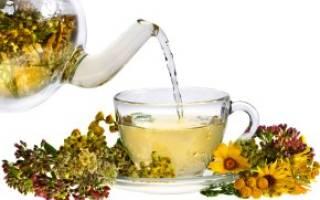 Как приготовить монастырский чай от простатита