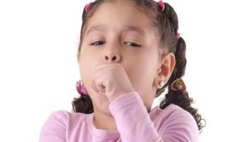Лечим кашель у ребёнка