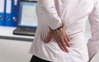 Признаки и лечение заболевания спондилолистеза пояснично-крестцового отдела позвоночника