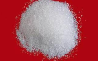 Свойства сахарина и его синтетические аналоги