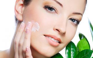 Советы, как увлажнить сухую кожу лица
