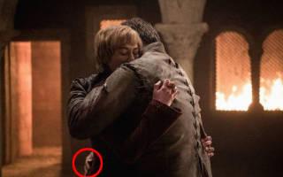 """В """"Игре престолов"""" новый смешной киноляп: золотой протез превратился в руку!"""