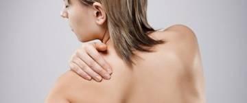 Причины боли под левой лопаткой сзади со спины