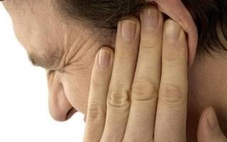 Причины, диагностика и лечение шума, заложенности и свиста в ухе при остеохондрозе