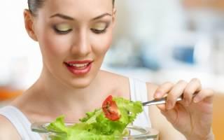 Особенности диеты от прыщей